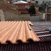 Cobertura de tejado 80 m2