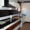 Alacena cocina rustica