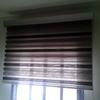 Colocación de soporte de cortina