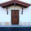 Colocacion de puerta de entrada