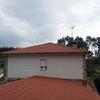 Foto: Colocacion de tejado en abegondo