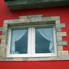 Colocar piedra o gres decorativo