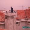 Reparar la cubierta los canalones y el tejado