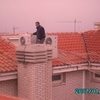 Arreglo tejado por gotera