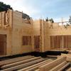 Barnizado exterior casa de madera
