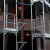 Rehabilitacion de fachadas comunes en edificio nuevo