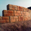 Construccion muro bloque