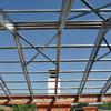 Construccion de una Cubierta en Hierro y Teja 8x3