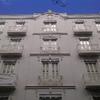 Caída de cemento de alrededor de la fachada, rehabilitación completa. Edificio comunitario