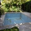 Colocar gresite y piedra de coronación en piscina