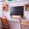 Pintar cuarto de estudio