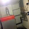 Reforma en el baño y en el cuarto de caldera