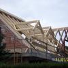 Rehabilitación cubierta y estructura de madera