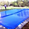 Contruccion de piscina, grandes dimensiones