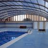 Rematar base de hormigón para piscina de 6x3