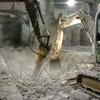 Realizar Demolición y Desescombro
