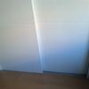 Solo frente de puertas correderas en armario de2,50×2.60