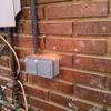 Reparar conexion de satélite digital en la toma de pared