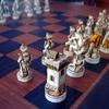 Realizar mesa de ajedrez