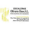 Escaleras Olivares Hermanos SL