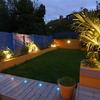 Poner vallado exterior-jardín