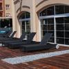 Arreglar parquet, poner zócalos y tarima nueva en terraza