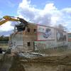 Demolicion de edificio