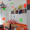 Pintar habitación infantil y tiro escalera
