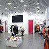 Colocar iluminación para tienda de ropa