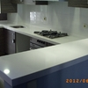 Encimera silestone blanca para cocina