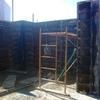 Muro + Puerta Garaje