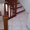 Cerrar hueco de escalera con puertas de madera