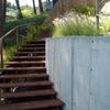 Escalera de pino de suecia v