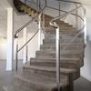 Recubrie escaleras hormigón