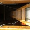 Obra e instalación escalera escamoteable