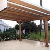 Instalación y estructura de toldo terraza piso