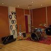 Tapizado pared estudio grabación