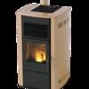 Adaptación de caldera leña-carbón con quemador de pellets
