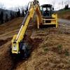 Excavacion de pozo riego olivos