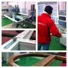 Realizar porte de nuestras instalaciones al recinto feria
