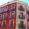Eliminacion fachada de tirolesa en chalet por acabado liso