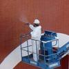 Limpiar fachada de 15 x 5 además de protegerla