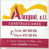 Construcciones Alexgual
