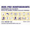MAR-PAU MANTENIMENTS, Reformas y Reparaciones