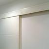 Instalar pared pladur y puerta corredera