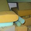 Goma espuma para sillones