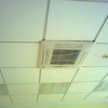 Pintar  techo  falso  80 m2