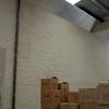 Ignifugar pilares nave industrial