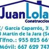 Construcciones Juan Lola S.l.u.
