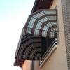 Capota de balancin de terraza
